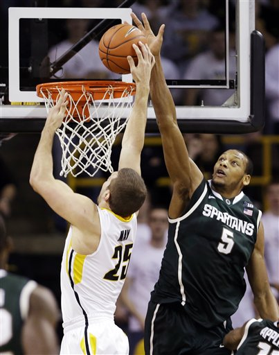Eric May, Adreian Payne