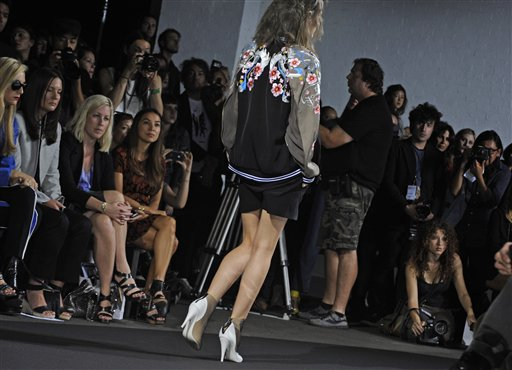 Fashion Phillip Lim Spring 2013