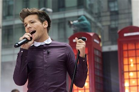 Louis Tomlinson