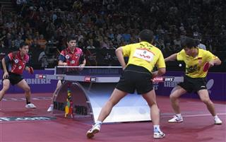 France Table Tennis World Championships