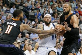 Markieff Morris, Tyson Chandler, Deron Williams