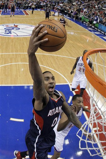 Jeff Teague, Evan Turner