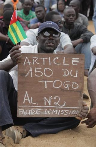 Togo Sex Strike