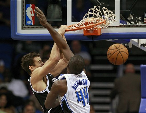 Kris Humphries, Andrew Nicholson