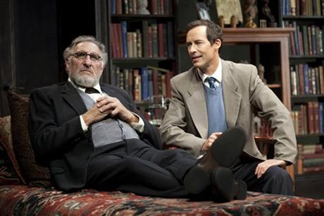 Theater-Freud&#039;s Last Session