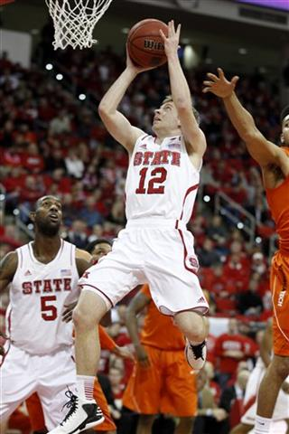 Virginia Tech NC State Basketball