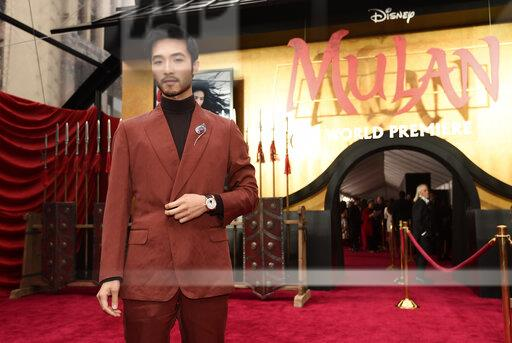 "Los Angeles Premiere of ""Mulan"" - Red Carpet"