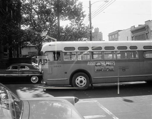 Watchf AP A  AL USA APHS247211 Civil Rights Bus Boycott 1956