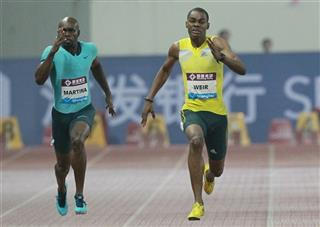 Warren Weir,  Churandy Martina
