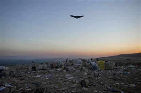 Brazil Closing Trash Mountain
