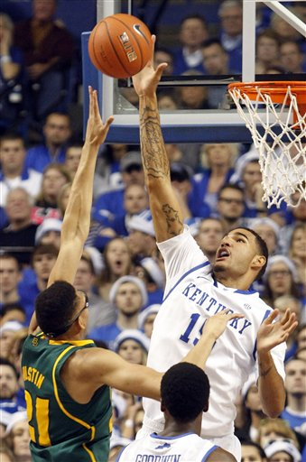 Willie Cauley-Stein, Isaiah Austin