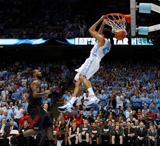 NC State North Carolina Basketball