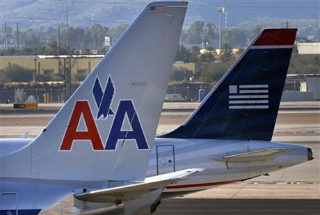 AMR US Airways Merger
