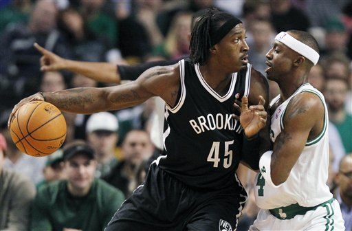 Gerald Wallace, Jason Terry