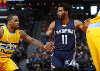 Mike Conley, Jameer Nelson