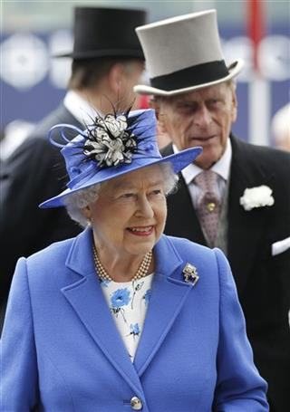 Queen Elizabeth, Prince Philip
