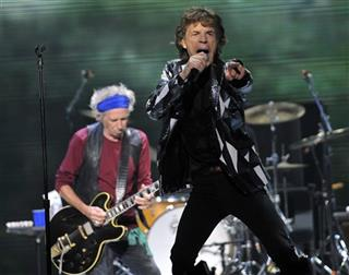 Mick Jagger, Keith Richards