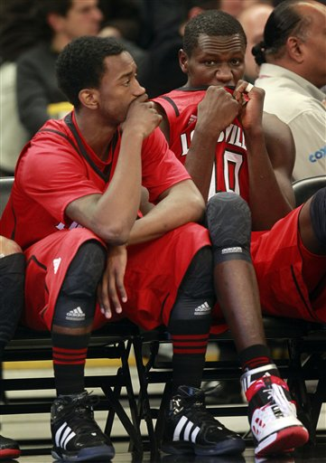 Russ Smith, Gorgui Dieng