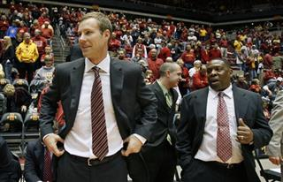 Keith Moore, Fred Hoiberg