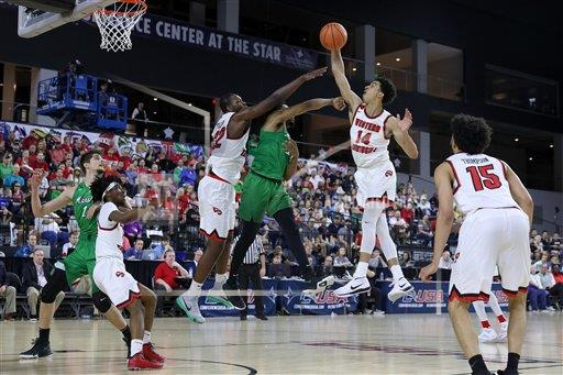 SPWIRE AP S BKC TX United States 305930 COLLEGE BASKETBALL: MAR 10 C-USA Championship - Western Kentucky v Marshall