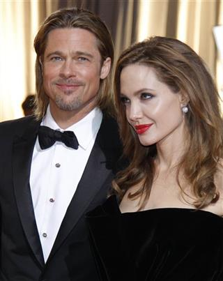 Brad Pitt,  Angelina Jolie