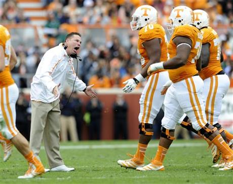 Tennessee Offensive Line Football