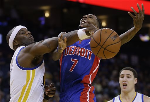 Pistons Warriors Basketball | Photo Gallery