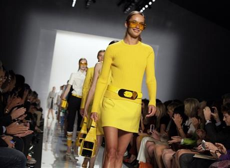 Fashion Michael Kors Spring 2013