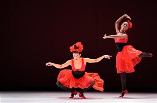 Dance Review Paul Taylor