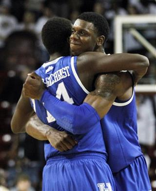 Michael Kidd-Gilchrist, Terrence Jones