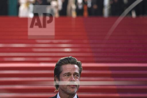 France Cannes 2019 Once Upon a Time in Hollywood Departures