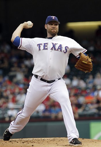 Colby Lewis