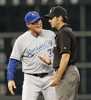 James Hoye,Ned Yost