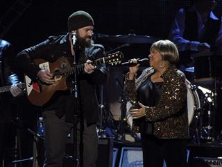 Zac Brown, Mavis Staples