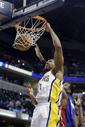 David West, Andre Drummond