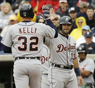 Don Kelly, Alex Avila