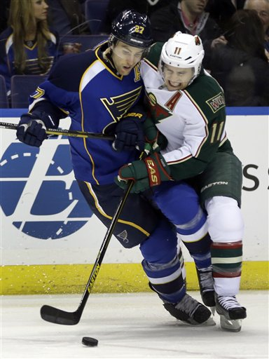 Zach Parise, Alex Pietrangelo