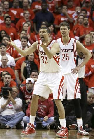 Francisco Garcia, Chandler Parsons
