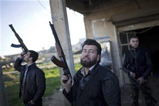 Mideast Syria Russia Rebels