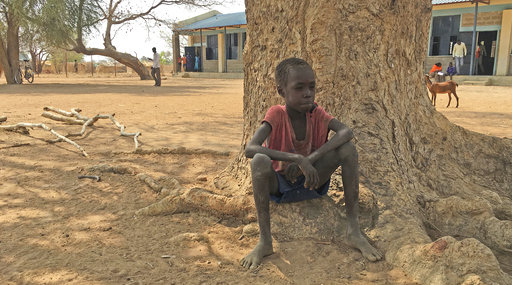 South Sudan's hunger crisis drives students from classes