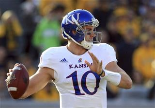 Kansas West Virginia Football