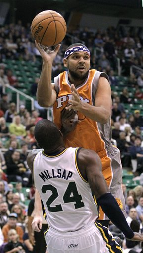 Jared Dudley, Paul Millsap