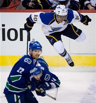 Zack Kassian, Chris Stewart