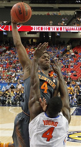 SEC Tennessee Florida Basketball