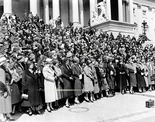 Associated Press Domestic News Dist. of Columbia United States U.S. WOMEN PROTEST PROHIBITION