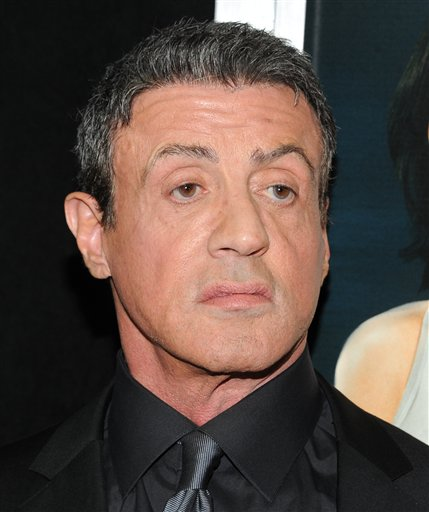 Sylvester Stallone