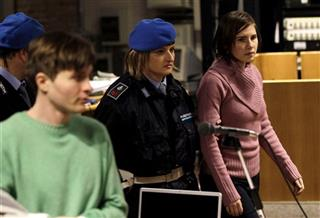  Amanda Knox, Raffaele Sollecito
