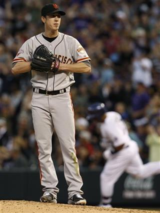 Tim Lincecum, Wilin Rosario