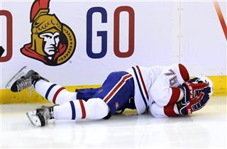 Senators Canadiens Hockey