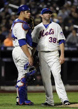 Shaun Marcum, Anthony Recker